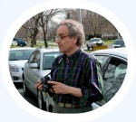 photo of David Giacalone taken by Arthur Giacalone in Rochester (Greece) NY – Easter 2010-04/04/2010
