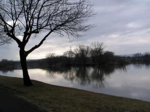 - Riverside Park, March 15, 2008 -
