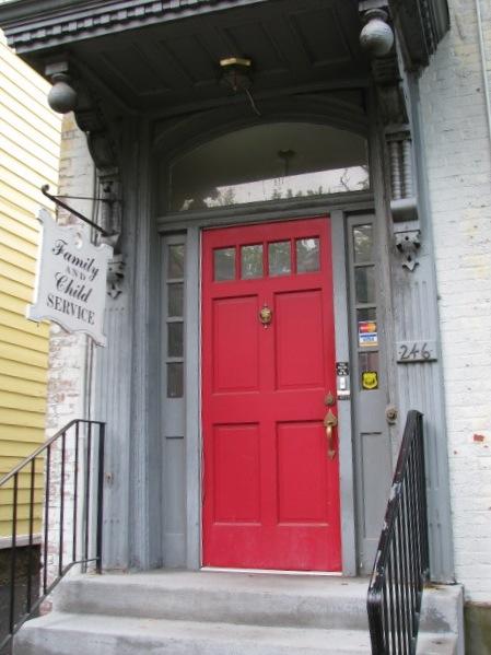 FCSS frontdoor 246UnionSt 21June2009