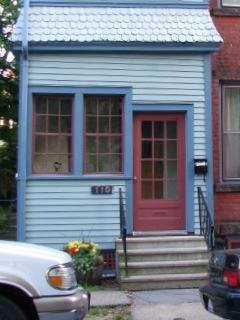 110 Front St. Door