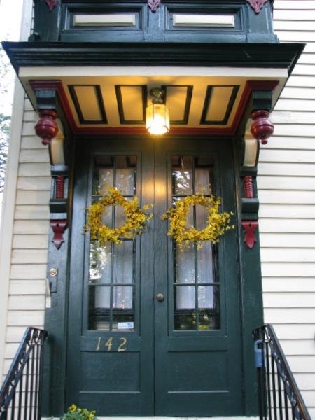 142 Front St Door