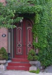 Morris Family Door