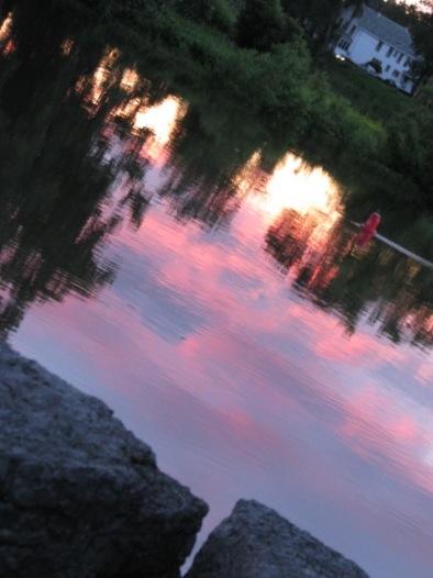 Solstice Sunset - offkilter