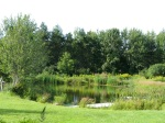 Miner's Farm Swimming Pond, Duanesburg, NY –27Aug09
