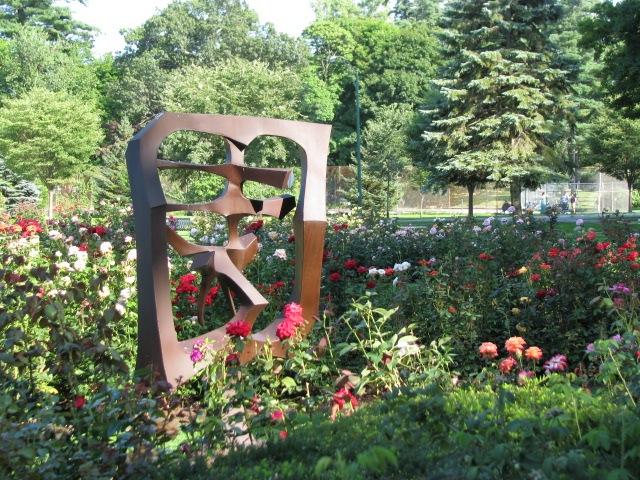 Rose Garden Escape Suns Along The Mohawk