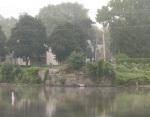 former Burr Bridge Abutment – Washington Ave, Scotia, NY08Sep09
