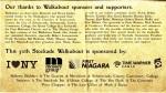 Walkabout2009 – list of sponsors, supporters, committeevolunteers