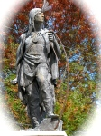 Lawrence the Indian, Schenectady Stockade Historic District – Oct. 16, 2009