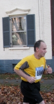 former Public Defender huffs down Washington Ave. - Stockade-athon 2009