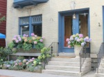 Ernie's gone but flowers bloom at 29 N. Ferry St.