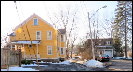 No. 4 (L) and No.1 Cucumber Alley