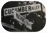 CucumberAlleySign-Gazette15Jun1977