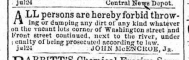 "a notice in the Schenectady Evening Star from 18Aug1865 calling Cucumber Alley ""Front street continued"""