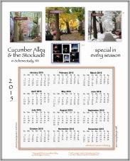 2015Calendar-CucumberAlleySpecial