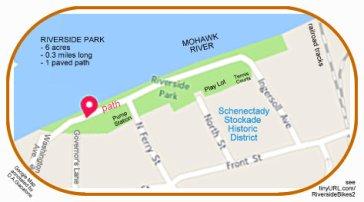 Riverside Park Map H
