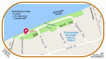 Riverside Park Map H