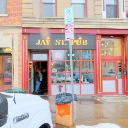 Jay St. Pub was on the map